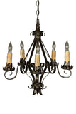 antique-iron-chandelier
