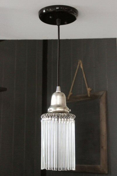 Glass Pendant Light - LightLady Studio  - 1