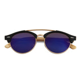 Larch Sunglasses (Blue Mirrored)