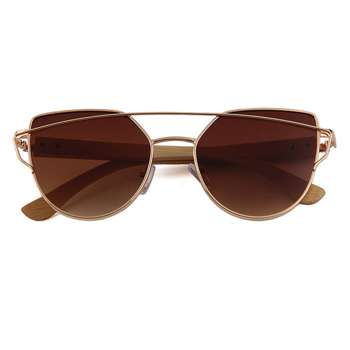 Olive Sunglasses (Tan)