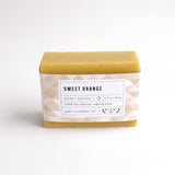 Sweet Orange mini soap