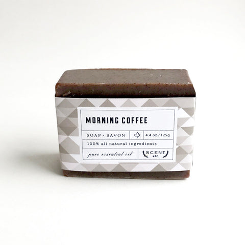 Morning Coffee soap