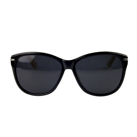 Rosewood Sunglasses (Matte Black)