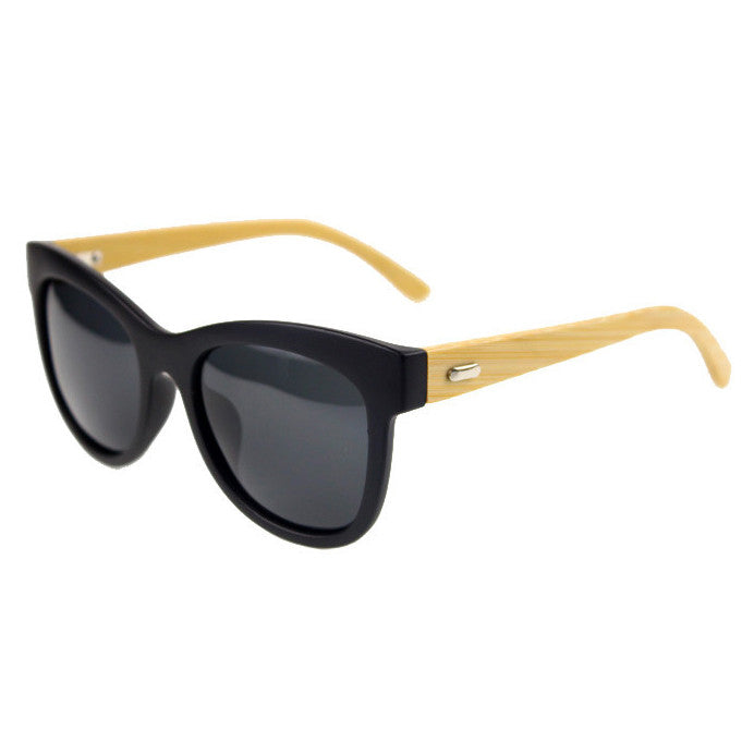 Marula Sunglasses (Matte Black)