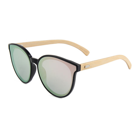 Elm Sunglasses (Rose Gold)
