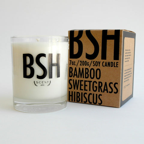 BSH eco-soy candle (Custom order only)