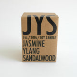 JYS eco-soy candle (Custom order only)
