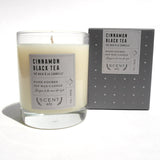 Cinnamon Black Tea soy wax candle
