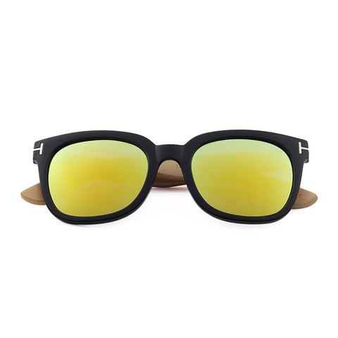 Amsterdam Sunglasses (Gold)
