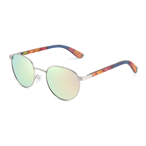 Bali Sunglasses (Rose Gold)