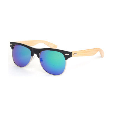 Baobab Sunglasses (Blue mirrored)