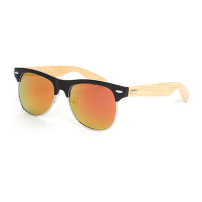 Baobab Sunglasses (Gold mirrored)