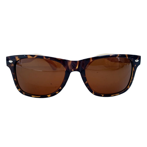 Cork Sunglasses (Tortoise) Polarized