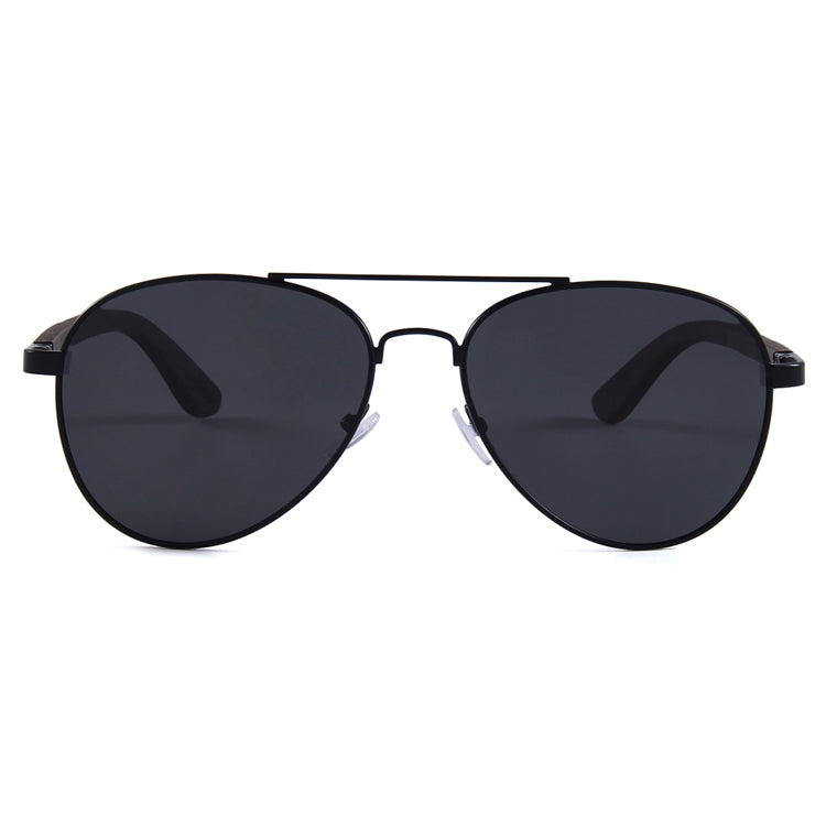 Hawaii Sunglasses (Black)