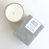 Bonjour Monseiur soy wax candle
