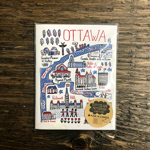 Ottawa Cityscape Notebook