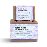 Ylang Ylang with hemp seed oil mini soap