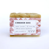 Cinnamon Bark mini soap