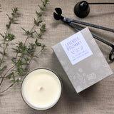 Lavender Rosemary soy wax candle
