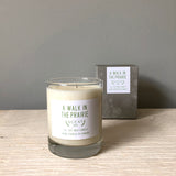 A walk in the Prairie soy wax candle