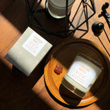 Canadian Maple soy wax candle