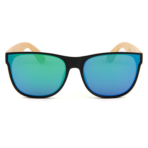 Papaya Sunglasses (Blue)