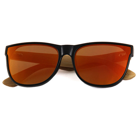 Papaya Sunglasses (Red Gold)