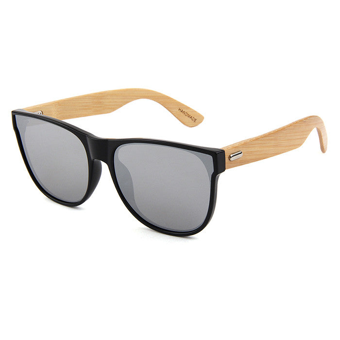 Papaya Sunglasses (Silver)