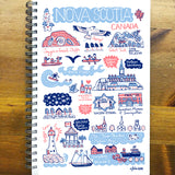 Nova Scotia Cityscape Journal