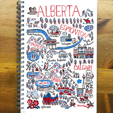 Alberta Cityscape Journal