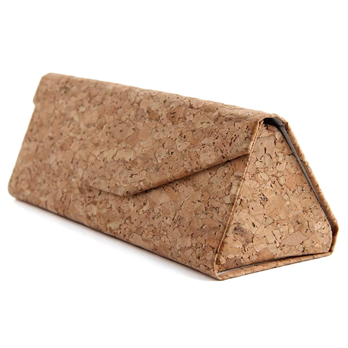 Cork Foldable Eyewear Case