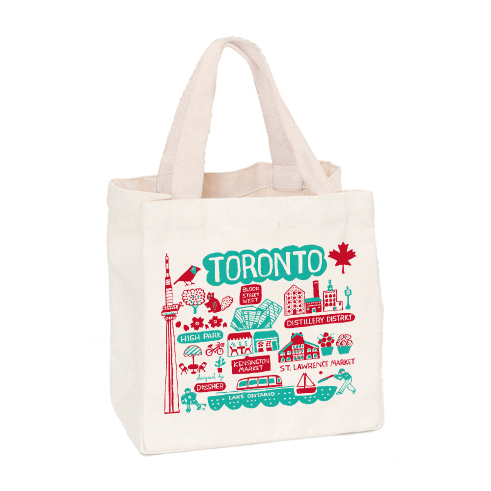 Dasher Toronto small tote
