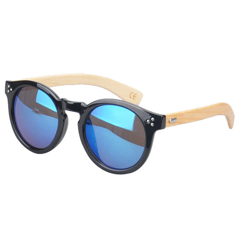Mango Sunglasses (Blue mirrored)