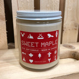 Canadiana candle - 4 oz. Sweet Maple