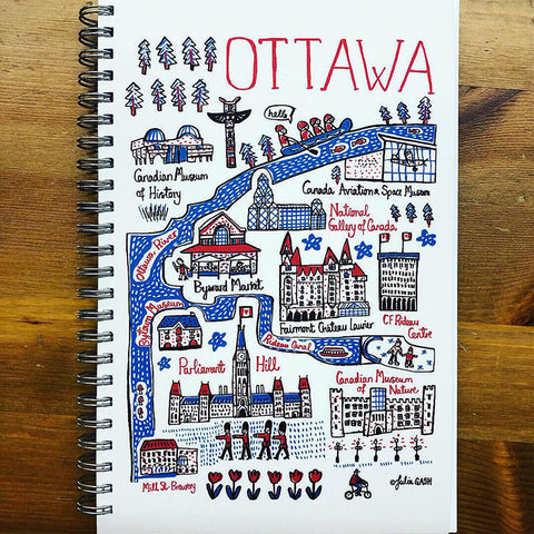 Ottawa Cityscape Journal