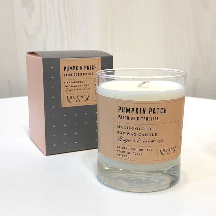 Pumpkin Patch soy wax candle (SOLD OUT)