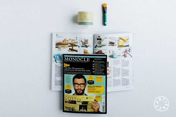 Featured in Monocle