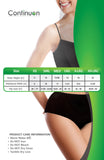 Incontinence Underwear for Women. Pure Cotton Washable Panties with a Super-absorbent(7oz) Pad