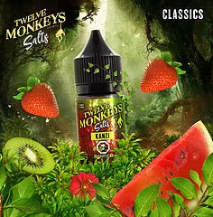 Kanzi 12 Monkeys Nic Salts