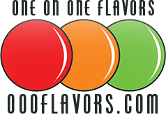 One on One Flavor Concentrates in Canada