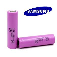 Samsung 30Q 18650 batteries