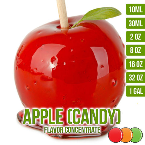 Apple Candy Flavor