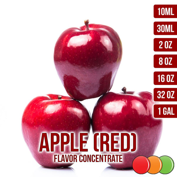 Apple Red Flavor