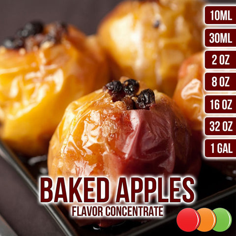 Baked Apple Flavor