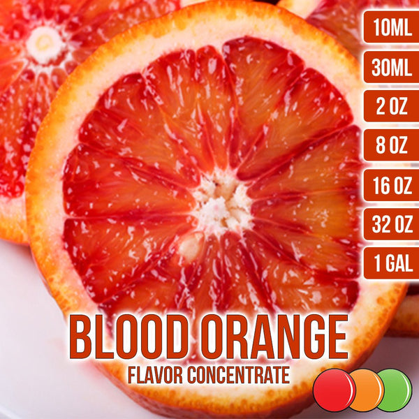Blood Orange by One on One Flavors.
