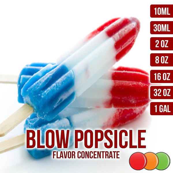 Blow Popsicle by One on One Flavors