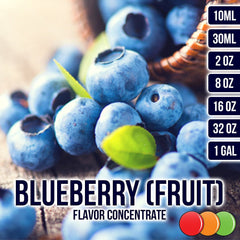 Blueberry Fruity by One on One Flavors