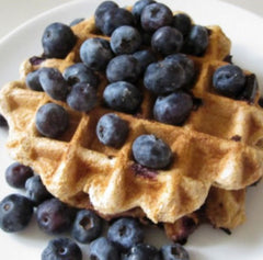 Blueberry Graham Waffle flavor by Flavor West