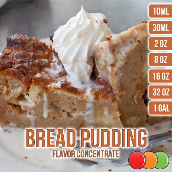 Bread Pudding flavor by One on One