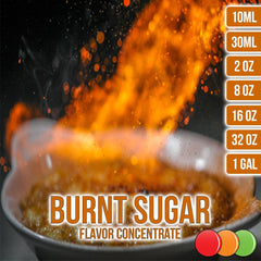 Burnt sugar flavor by One on One